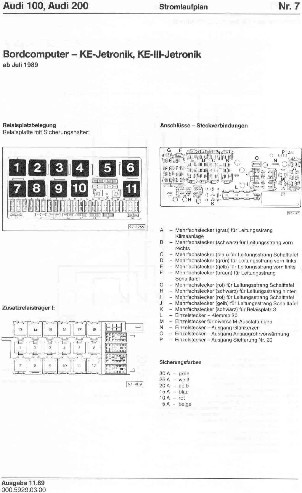 Audi 100/200 Factory Wiring Diagramswww.sizov.org