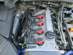 Замена катушек зажигания на улучшенные, от R8,RS6